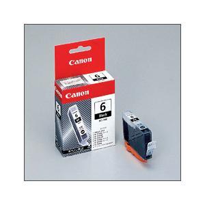 CANON インクジェットプリンタ用インクカートリッジ (BCI-6BK)