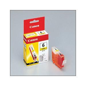 CANON インクジェットプリンタ用インクカートリッジ (BCI-6Y)