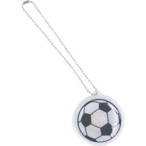△Antomo LEDキーチェーン サッカーボール Artecアーテック|officemarket