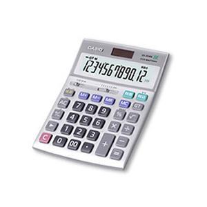 【カシオ】 電卓 セミデスクサイズ (12桁) DS-20WK-N|officemarket