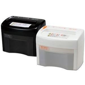 【GBC ジービーシー】デスクトップシュレッダー(ブラック/ホワイト)GCSS10|officemarket