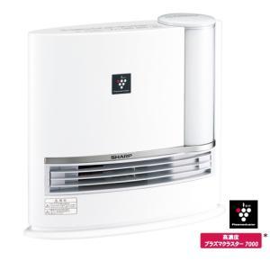 加湿器 加湿セラミックファンヒーター SHARP(シャープ) HX-E120-W|officemarket