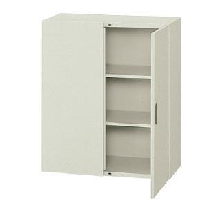 【プラス】両開き保管庫 標準型 高さ1050mm|officemarket