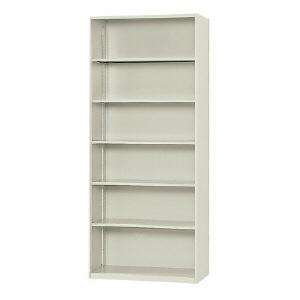 【プラス】オープン保管庫 標準型 高さ2100mm|officemarket