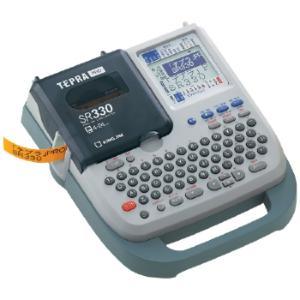 【KING JIM キングジム】 ラベルライター テプラPRO SR330|officemarket