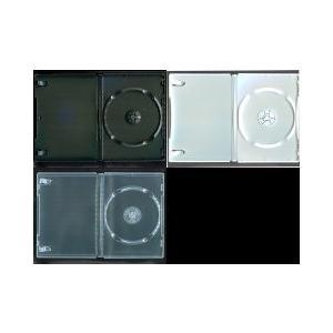 DVDトールケース 1枚収納 (良品質) 14mm 100枚
