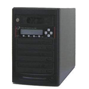 ハイエンドモデル HDD搭載 1:3 DVDデュプリケーター ビジネスPRO デュプリケーター専用マルチドライブ搭載