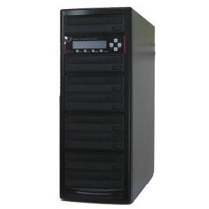 ハイエンドモデル 1:7 DVDデュプリケーター ビジネスPRO デュプリケーター専用マルチドライブ搭載|officepromayu