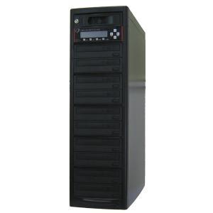 ハイエンドモデル HDD搭載 1:10 DVDデュプリケーター ビジネスPRO デュプリケーター専用マルチドライブ搭載