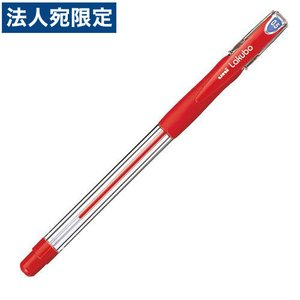 三菱 Very楽ボ 細字 0.7mm 赤 1本|officetrust
