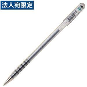 ぺんてる ボールペン ハイブリッド EK105 0.5mm 黒 EK105-GA|officetrust