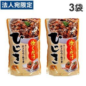 光商 炊き込みご飯の素 ひじき 500g×3袋|officetrust