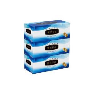 エリエール 贅沢保湿 200組×3箱× 713628 大王製紙