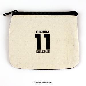 ティッシュポーチ 2020バレーボール男子日本代表 (西田有志 選手)|official-club