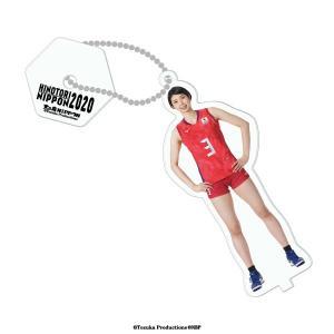 台座付きストラップ 2020全日本女子バレーボール (岩坂名奈  選手)|official-club