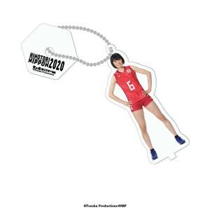 台座付きストラップ 2020全日本女子バレーボール (宮下遥 選手)|official-club