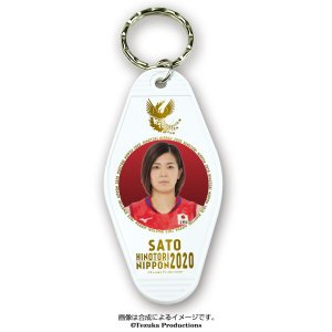 モーテルタグ 2020全日本女子バレーボール 〈佐藤美弥 選手〉|official-club