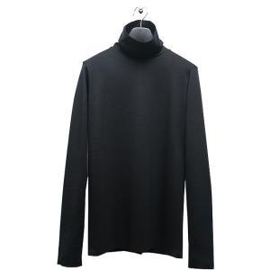 wjk(ダブルジェイケイ)-CK-fine wool turtle/black|offside