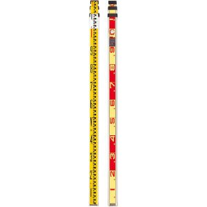 SKTアルミスタッフ 3m3段:SKT-33R|offsite