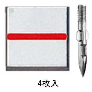 マスターライン M-7 足付5cm マイナス 50mm×50mm×4mm:M-7|offsite