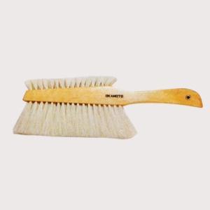 ブラシ 白毛両面:45-0015|offsite