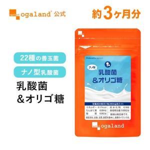 乳酸菌 (EC-12) オリゴ糖 フラクトオリゴ糖 ダイエット エイジングケア サプリメント 約3ヶ月分