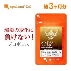 プロポリス サプリメント フラボノイド アミノ酸 健康食品 約3ヶ月分