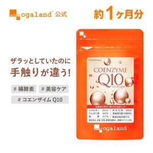 Q10 サプリ コエンザイムQ10 補酵素 エイジングケア ...