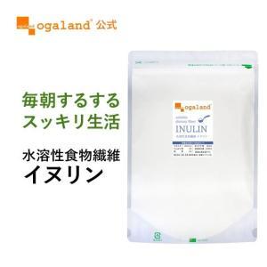 イヌリン サプリメント 食物繊維 サプリ 500g 送料無料 オーガランド 健康 ダイエット 美容
