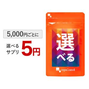選べる10円 サプリ たっぷり約1ヶ月分 選べる サプリメン...
