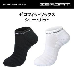 イオンスポーツ ゼロフィット(ZERO FIT) ショートカット ソックス【男女兼用】 SRM|ogawagolf