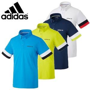 【30%OFFセール】 アディダスゴルフ (adidas Golf) CS SP スリーブラインド S/S B.D.シャツ メンズ 2017春夏 2017SSap_SALE|ogawagolf