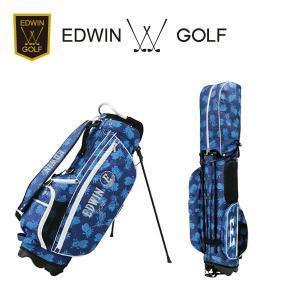 【30%OFFセール】 エドウィン ゴルフ(EDWIN GOLF) スタンドキャディバッグ 9型 47インチ対応 2017春夏 2017SSap_SALE|ogawagolf
