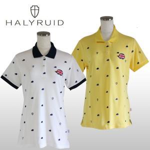 ハリールイド(HALYRUID) ハリー 半袖ポロシャツ レディース|ogawagolf