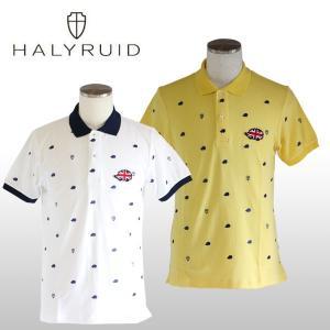 ハリールイド(HALYRUID) ハリー 半袖ポロシャツ メンズ ogawagolf