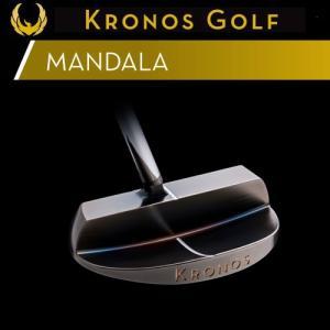 クロノスゴルフ (KRONOS GOLF) パター マンダラ MANDALA 削り出しパター|ogawagolf