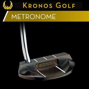 クロノスゴルフ (KRONOS GOLF) パター メトロノーム METRONOME 削り出しパター|ogawagolf