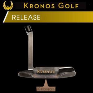 クロノスゴルフ (KRONOS GOLF) パター リリース RELEASE 削り出しパター|ogawagolf