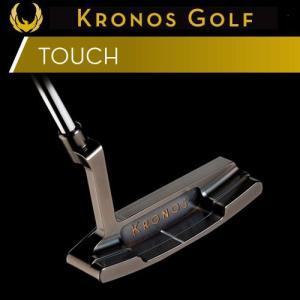クロノスゴルフ (KRONOS GOLF) パター タッチ TOUCH 削り出しパター|ogawagolf