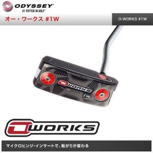 オデッセイ (ODYSSEY) オー・ワークス #1W O-WORKS #1W パター 日本正規品 2017|ogawagolf
