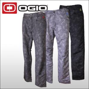 【60%OFF クリアランスセール】 オジオ (OGIO) 蓄熱裏地 ロングパンツ メンズ|ogawagolf