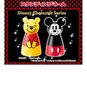 ディズニー ミッキー   プーさんのかわいいシャチハタ 印鑑 スタンディングネーム|ogawahan