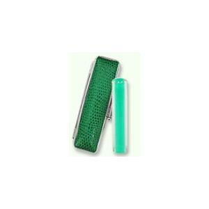 風水印鑑 オーロラ グリーン 12mm  サニーケースセット 印鑑 実印 はんこ|ogawahan
