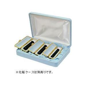 印鑑 個人セット 黒水牛 印鑑ケース付 実印 15mm 銀行印 13.5mm 認印 10.5mm 送料無料|ogawahan