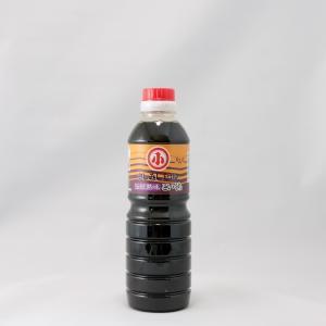 小川醸造 濃口醤油 JAS上級 甘露 500ml /鹿児島 長島 刺身醤油