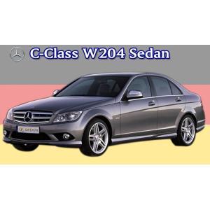Benz ベンツ Cクラス W204 セダン フロアマット ラゲッジマット カーゴマット YMAT540 ogdream