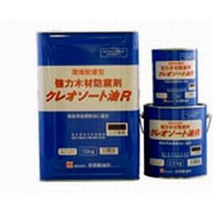 吉田製油所 クレオソート油R 14kg|ogihara-k