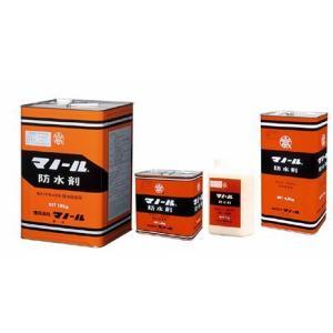 マノール 防水剤 4.5kg|ogihara-k