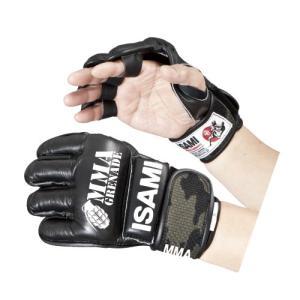 ISAMI(イサミ) オープンフィンガーグローブ MMA IS-002 1組売り