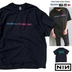 NINE INCH NAILS 「THE PERFECT DRUG 」「ナインインチネイルズ」 「ザ パーフェクトドラッグ」90s クローン Tシャツ バンドTシャツ 1|oguoy